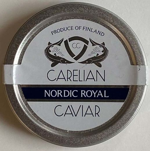 Carelian Caviar Nordic Royal 30g